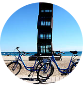 Rental bikes Barcelona