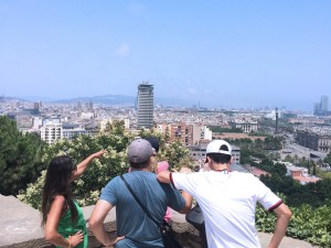 tour-bornbike-Montjuïc-vistas