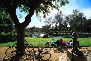 born bike tours - Barcelona - Ciutadella
