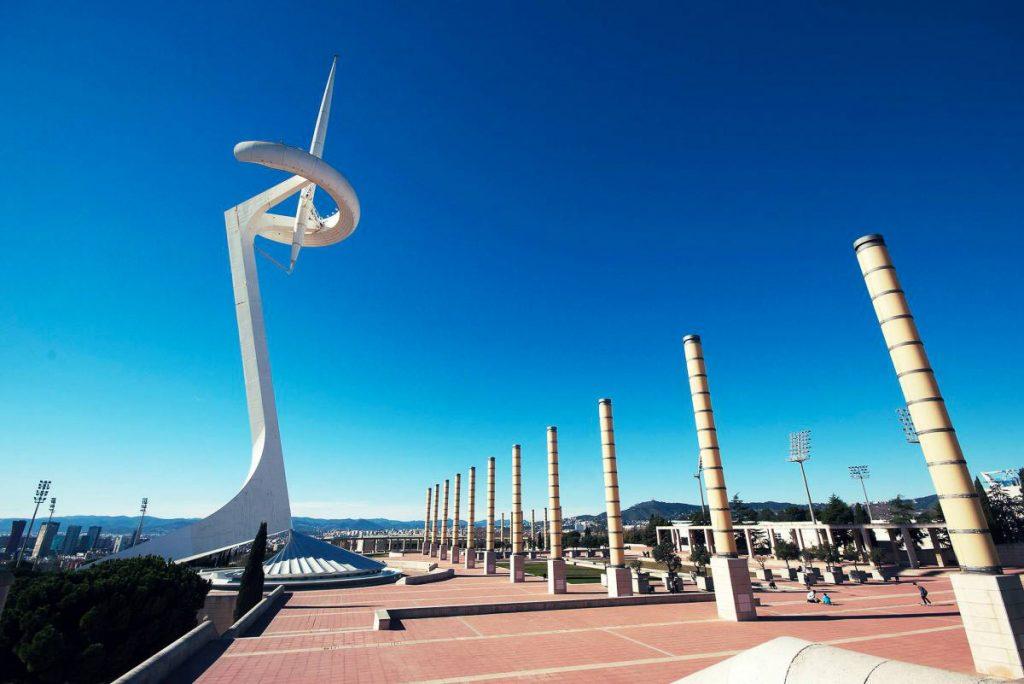 Instalaciones olímpicas de Barcelona