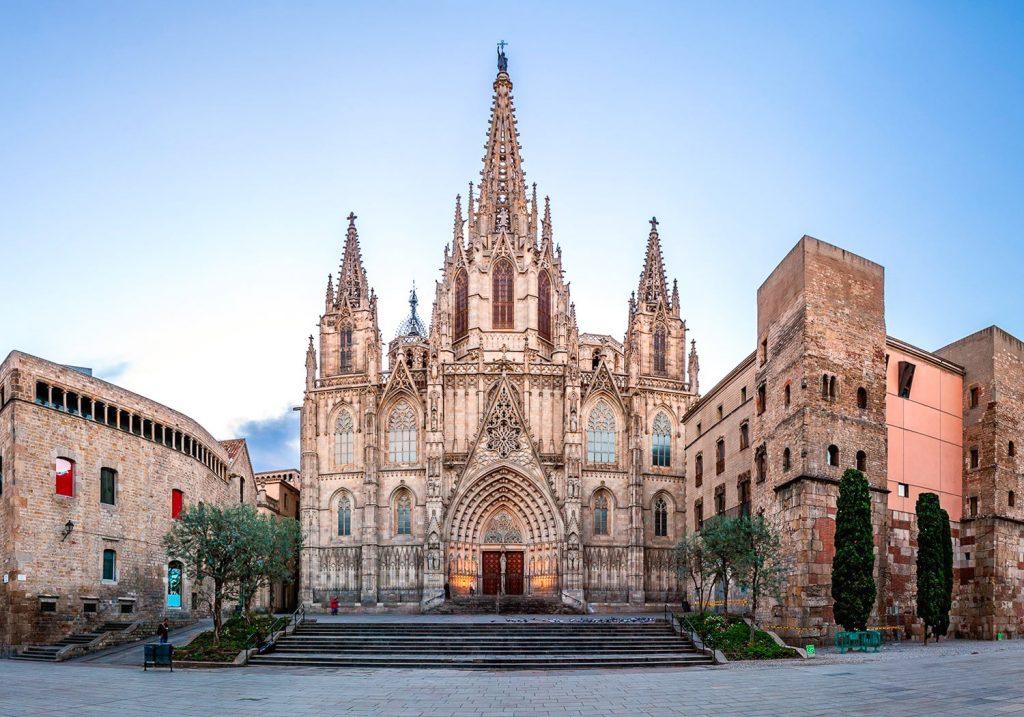 Holy Cross Cathédral of Barcelona