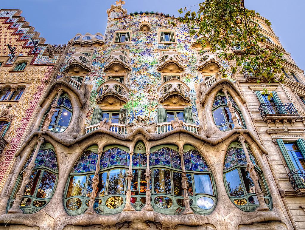 Casa Batlló of Barcelona