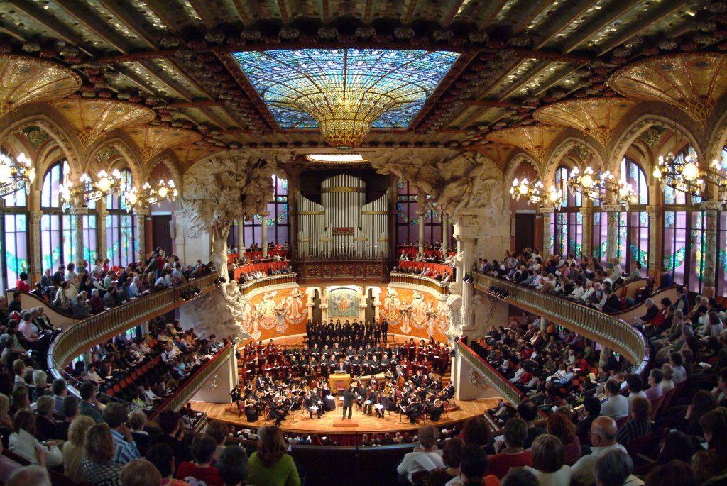 Palau de la Música de Catalunya