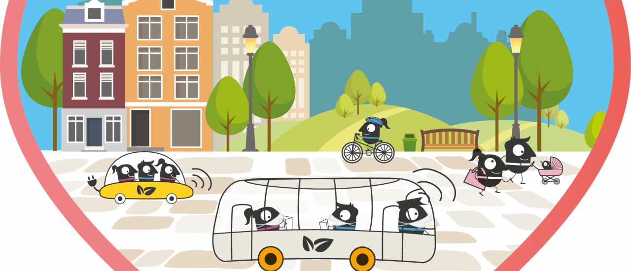 vélos bornbike mobilité durable