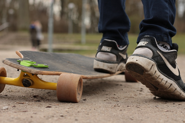 skate bord long board chaussure sport
